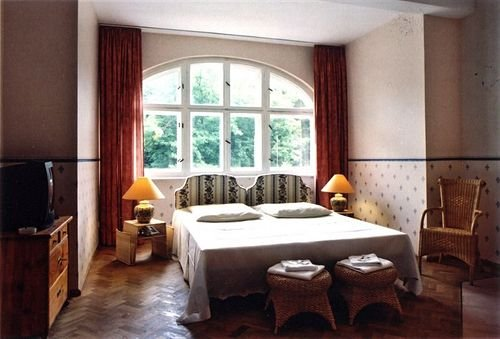 Гостиница «Seegarten», Грюнхайде