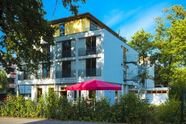 Hotel Ambassador-Berlin Grunau - фото 50
