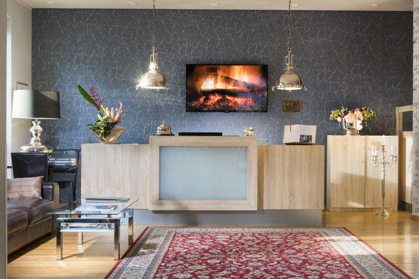 Hotel Ambassador-Berlin Grunau - фото 17