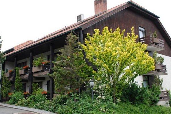 Landhotel Steiner - фото 22