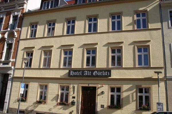 Hotel Alt Gorlitz - фото 23