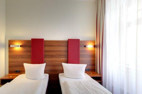 Hotel Schwibbogen Gorlitz - фото 50