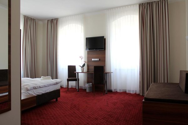 Hotel Schwibbogen Gorlitz - фото 1