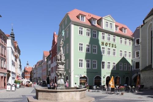 Hotel Schwibbogen Gorlitz - фото 22