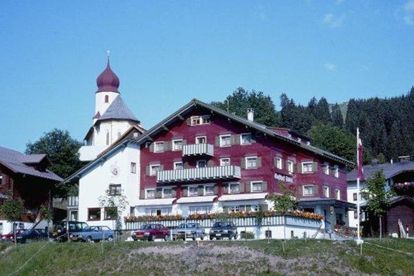 Adler Damuls Gasthof Hotel - фото 20