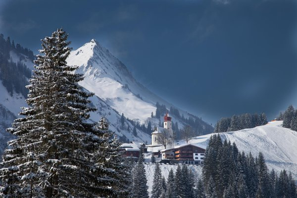 Alpenhotel Mittagspitze - фото 23