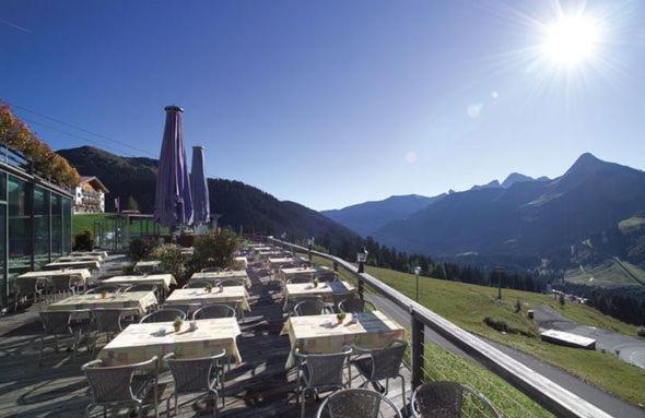 Hotel Alpenstern - фото 17