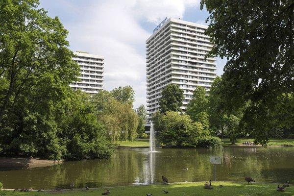 Maritim Hotel Gelsenkirchen - фото 23