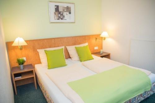 Hotel Stadt Gehrden - фото 1
