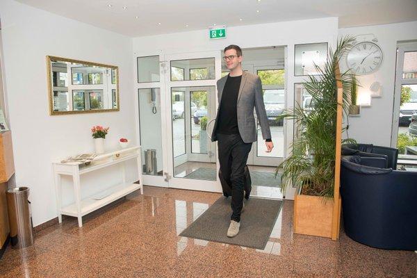 Hotel Stadt Gehrden - фото 6