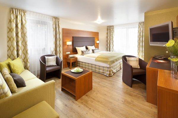 Altstadt-Hotel Zum Hechten - фото 18