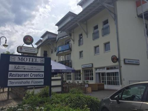 Motel Fussen im Allgau - фото 22