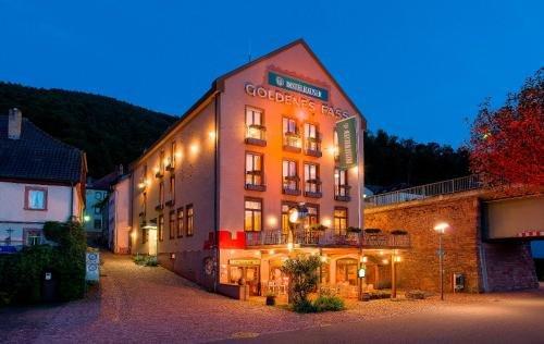 Hotel Goldenes Fass - фото 22
