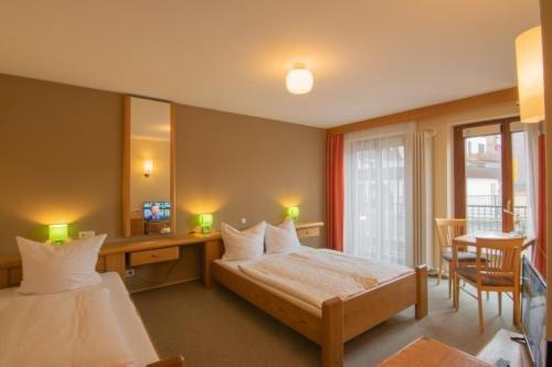 Hotel Goldenes Fass - фото 3