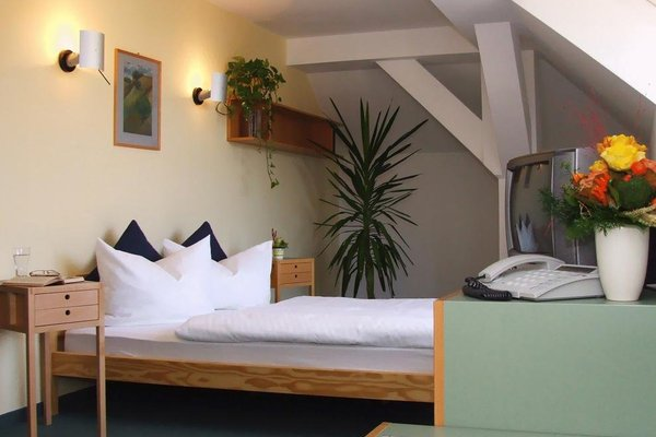 Hotel Regenbogenhaus - фото 1