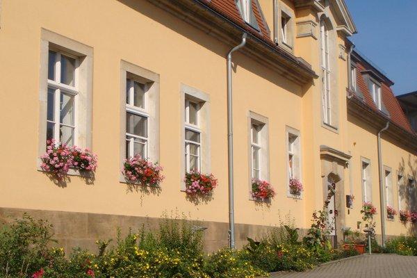 Hotel Regenbogenhaus - фото 18