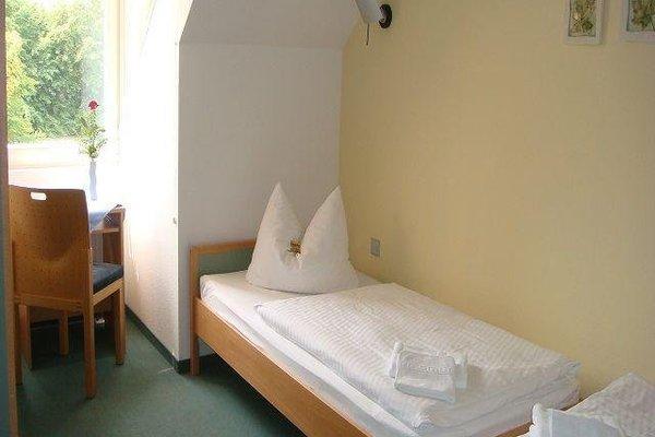 Hotel Regenbogenhaus - фото 2