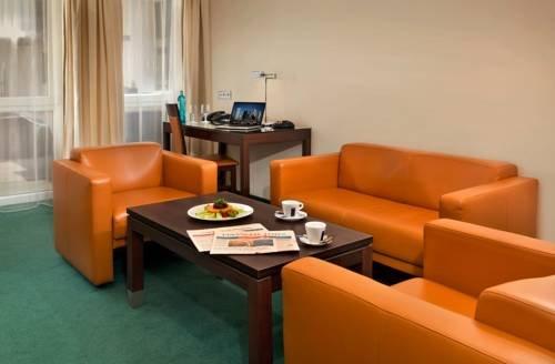 Fleming's Hotel Frankfurt Hamburger Allee - фото 8