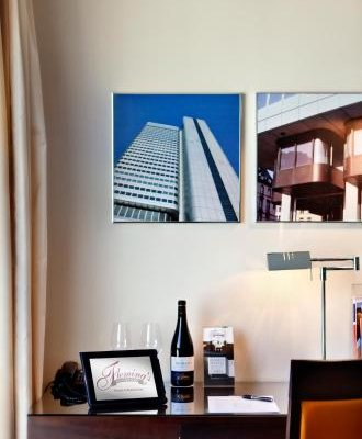 Fleming's Hotel Frankfurt-Messe - фото 4