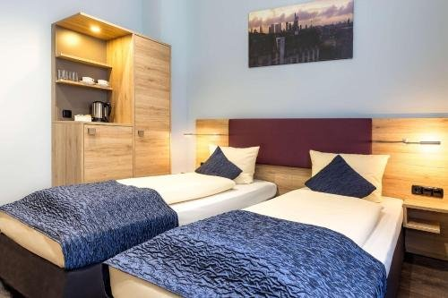 Comfort Hotel Frankfurt City Center - фото 3