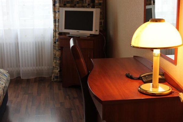 City-Hotel Frankfurt - фото 4