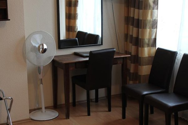 City-Hotel Frankfurt - фото 7