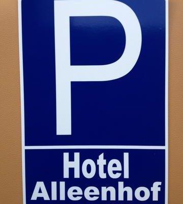 Hotel Alleenhof - фото 18