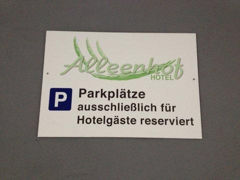Hotel Alleenhof - фото 20