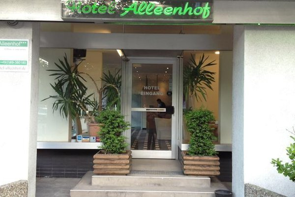 Hotel Alleenhof - фото 22