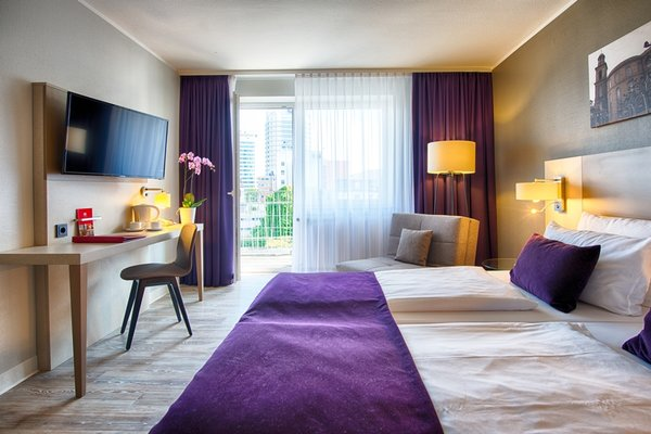 Leonardo Hotel Frankfurt City Center - фото 1