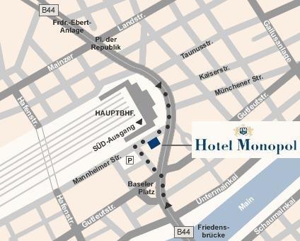Hotel Monopol - фото 15