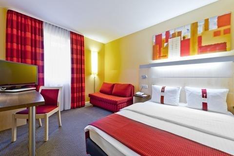 Holiday Inn Express Frankfurt Messe - фото 1
