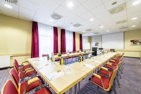 Holiday Inn Express Frankfurt Messe - фото 16
