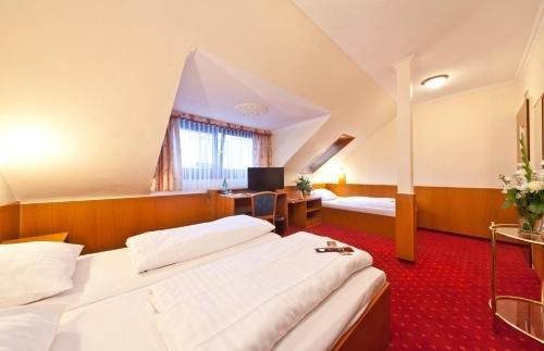 Novum Hotel Primus Frankfurt Sachsenhausen - фото 2