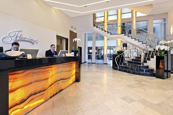 Fleming's Deluxe Hotel Frankfurt City - фото 13