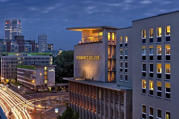 Fleming's Deluxe Hotel Frankfurt City - фото 21