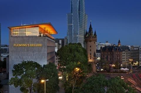 Fleming's Deluxe Hotel Frankfurt City - фото 22