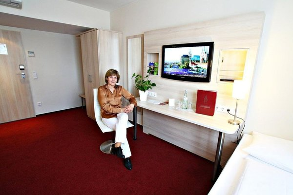 Hotel Rodelheimer Hof - Am Wasserturm - фото 8