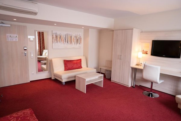 Hotel Rodelheimer Hof - Am Wasserturm - фото 9