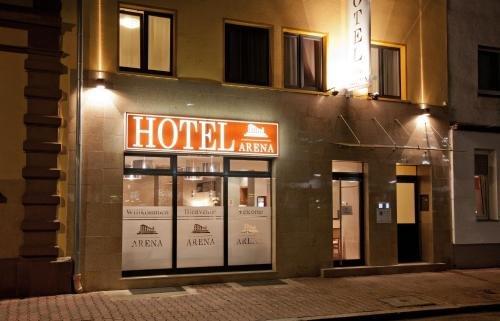 Hotel Arena Messe Frankfurt - фото 19