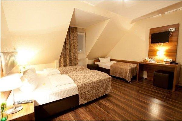 Hotel Arena Messe Frankfurt - фото 2