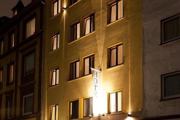 Hotel Arena Messe Frankfurt - фото 20