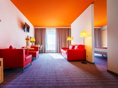 Park Inn by Radisson Frankfurt Airport - фото 7