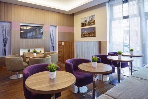 Holiday Inn Express Frankfurt City Hauptbahnhof - фото 10