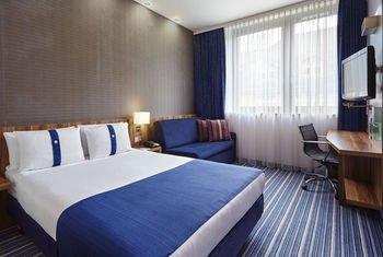 Holiday Inn Express Frankfurt City Hauptbahnhof - фото 2