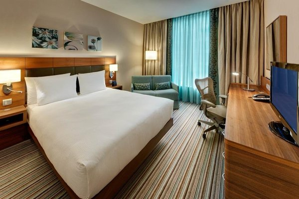 Hilton Garden Inn Frankfurt Airport - фото 23