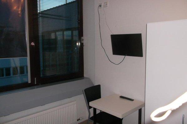 Frankfurt Central Hostel - фото 21