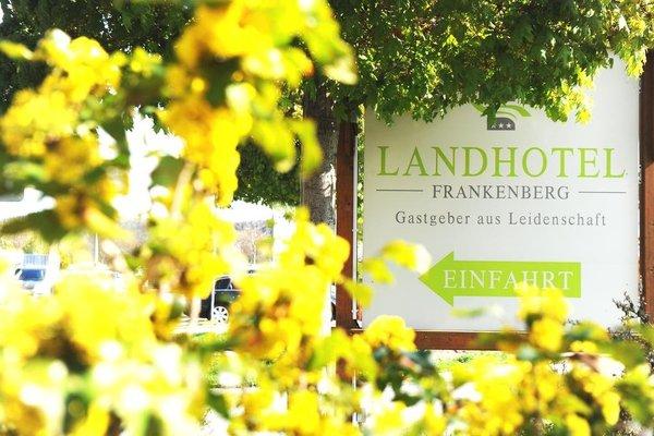 Akzent Landhotel Frankenberg - фото 20