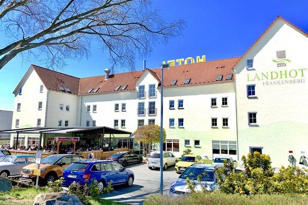 Akzent Landhotel Frankenberg - фото 21
