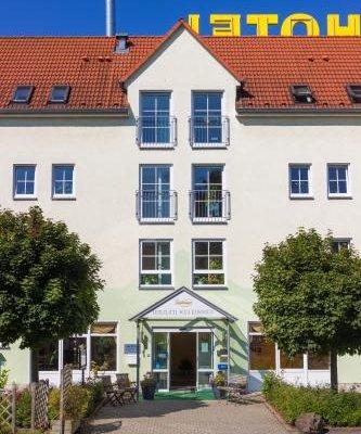 Akzent Landhotel Frankenberg - фото 22